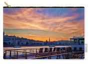 Sunset Budapest Carry-all Pouch