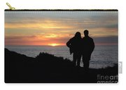 Sunset California Coast Carry-all Pouch