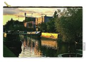 Sunset Canal Reflections Carry-all Pouch