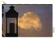 Sunset Candle Carry-all Pouch