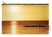 Sunset Canoe Carry-all Pouch