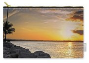 Sunset Caribe Carry-all Pouch