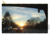Sunset Cars Carry-all Pouch