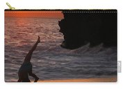 Sunset Cartwheel Carry-all Pouch