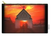 Sunset Church Carry-all Pouch