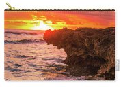 Sunset Cliff Carry-all Pouch