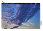 Sunset Cloud Formation Carry-all Pouch