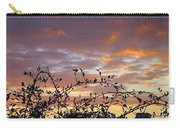 Sunset Colors To The West Carry-all Pouch