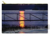 Sunset Cruise Carry-all Pouch