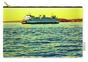 Sunset Cruise On The Ferry Carry-all Pouch