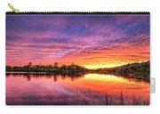 Sunset Culpeper Va Carry-all Pouch