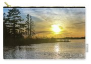 Sunset Dollarville Flooding Newberry Michigan -0243 Carry-all Pouch