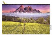 Sunset Fields Carry-all Pouch
