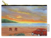 Sunset For Two  Carry-all Pouch