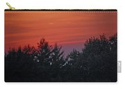 Sunset From Bear Path Carry-all Pouch