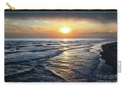 Sunset From Newport Beach Pier Carry-all Pouch