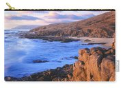 Sunset Glow Along Pacific Coast Carry-all Pouch