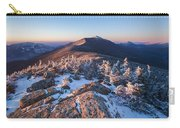 Sunset Glow On Franconia Ridge Carry-all Pouch