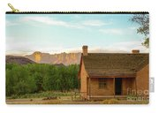 Sunset Grafton Ghost Town Carry-all Pouch