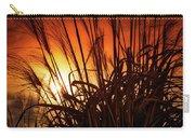 Sunset Grass Carry-all Pouch