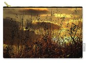 Sunset Grasses Carry-all Pouch