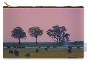 Sunset Grazing  Carry-all Pouch