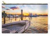 Sunset Harbor Carry-all Pouch