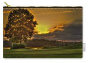 Sunset Hole In One The Landing Carry-all Pouch