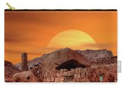 Sunset House Carry-all Pouch