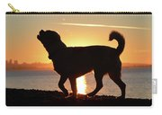 Sunset Howl Carry-all Pouch