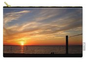 Sunset Huntingon Park Carry-all Pouch