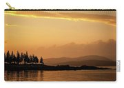 Sunset In Acadia  Carry-all Pouch