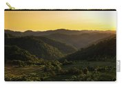 Sunset In Appalachia Carry-all Pouch