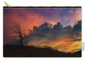 Sunset In Central Oregon Carry-all Pouch