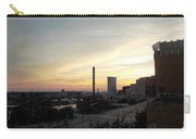 Sunset In Cleveland Carry-all Pouch