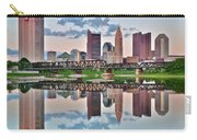 Sunset In Columbus Carry-all Pouch