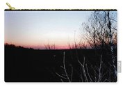 Sunset In Door County Carry-all Pouch