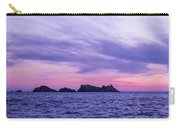 Sunset In Dubrovnik Carry-all Pouch