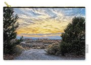 Sunset In El Prado Carry-all Pouch