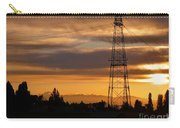 Sunset In Fremont Carry-all Pouch