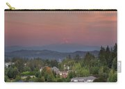 Sunset In Happy Valley Carry-all Pouch