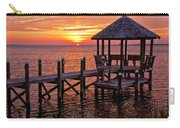 Sunset In Hatteras Carry-all Pouch