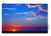 Sunset In Hudson Nh Carry-all Pouch