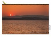 Sunset In Lassi Carry-all Pouch