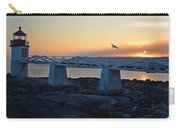 Sunset In Maine Carry-all Pouch