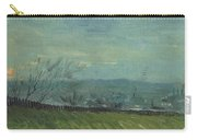 Sunset In Montmartre Carry-all Pouch