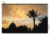 Sunset In Palma De Mallorca Carry-all Pouch