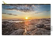 Sunset In Prospect, Nova Scotia Carry-all Pouch