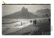 Sunset In Rio De Janeiro Carry-all Pouch