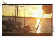 Sunset In San Diego Carry-all Pouch